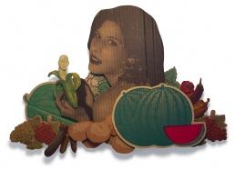 Aleix Abellanet cardboard collage